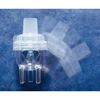Oral Syringes 10mL: Carefusion - Nebulizer AirLife Misty Max 10 Mouthpiece Empty