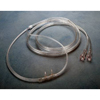 Tracheotomy Tubes & Nasal Cannulae: Carefusion - Nasal Cannula Demand AirLife Adult Curved, Tapered