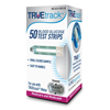 McKesson Blood Glucose Test Strips TRUEtrack®, 50EA/BX MON 30142400