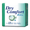 SCA Incontinent Brief Dry Comfort Tab Closure Medium Disposable Moderate Absorbency MON 30263100
