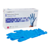McKesson Exam Glove Confiderm NonSterile Powder Free Nitrile Textured Fingertips Blue Small Ambidextrous MON 46841310