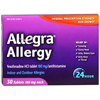 Chattem Allergy Relief Allegra® 180 mg 30 per Box MON 47622700