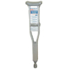 rehabilitation devices: McKesson - Underarm Crutch SunMark® Performance Aluminum Youth 300 lbs.