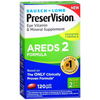 Bausch & Lomb Eye Vitamin with Lutein Supplement PreserVision Areds 2 2200 IU / 226 mg Strength Capsule 120 per Bottle MON 49392700