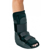 DJO Ankle Walker Boot Nextep Contour Shortie Medium Hook and Loop Closure Left or Right Foot MON 50853000