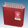 Plasti Product: Plasti-Products - Multi-Purpose Sharps Container