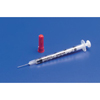 Medtronic Monoject™ 1 mL Tuberculin Syringe with Permanent Needle MON 51682805