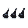 Welch-Allyn Ear Speculum KleenSpec® 521 Series Plastic Black 4 mm Disposable, 25/TU 20TU/BX MON 52132510