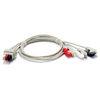 Carefusion Cable 300 Series 30, 3 Lead, AAMI Color Coding MON 53172500