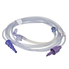 IV Supplies Pump Sets: Medtronic - Pump Feeding Safety Screw Spike Set Kangaroo Joey DEHP-Free PVC