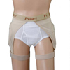 Posey Hip Protection Brief Hipsters® EZ-On Small Beige Unisex MON 60203000