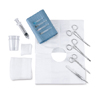Needles Syringes Needle Holders: Medical Action Industries - Laceration Tray One Time