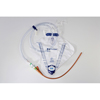 Specimen Tubes: Medtronic - Dover Indwelling Catheter Tray 2-Way Foley 18 Fr. 5 cc Balloon Silver Coated Silicone