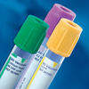 """General Purpose Syringes 7mL: BD - BD Vacutainer Venous Blood Collection Tube Whole Blood K3 EDTA 13"""" x 100 mm 7 mL Lavender Conventional Closure Glass Tube"""