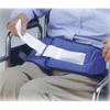 Skil-Care Chair Waist Belt Restraint Resident-Release Soft-Belt One Size Fits Most Hook and Loop Closure 1-Strap MON 64783000
