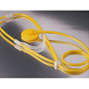 ADC Disposable Stethoscope Proscope 665 Yellow 1-Tube 21 Tube Single Sided Chestpiece - Diaphragm Only MON 66512500