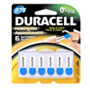 Duracell Duracell® Zinc Air Battery 675 Cell 1.4V Disposable 6 Pack MON 67509600