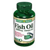 US Nutrition Omega-3 Fish Oil Supplement 1200 mg Softgel 100 per Bottle MON 68342700