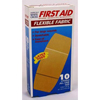 Derma Sciences Adhesive Strip First Aid 2 X 4 Inch Rectangle, 10EA/BX MON 68832000