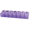 Apex-Carex Pill Organizer Medium 7 Day MON 71012700