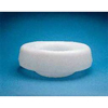 bathroom aids: Maddak - Raised Toilet Seat Tall-Ette® 4 Inch White 600 lbs.
