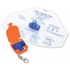 ADC Faceshield Cpr W/Valve EA MON 72733900