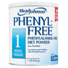Mead Johnson Nutrition Infant Formula Phenyl-Free® 1 1 lb. MON 74072601