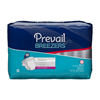 First Quality Prevail Breezers Adult Brief Medium 32-44in White MON 78213100
