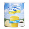 Food & Beverage Thickeners: Hormel Labs - Food and Beverage Thickener Thick & Easy® 8 oz. Unflavored Instant