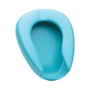 Bedpans: Medical Action Industries - Stackable Bedpan Medegen Blue 2.25 Quart Adult