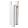 McKesson Table Paper 21 White Crepe MON 84481200
