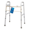 Apex-Carex Folding Walker Adjustable Height 300 lbs. 30 to 37 MON 84703800