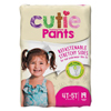 First Quality Youth Training Pants Cutie Pants Pull On 4T-5T Disposable MON 90083100