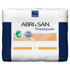 Abena Abri-San 1 Premium Incontinence Pads, Light to Moderate MON 92533110