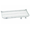 "Shelving and Storage: Nexel Industries - EZ Adjust Chrome Wire Shelf, L 48""x W 24"""