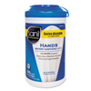 hand wipes: Sani-Hands® with Tencel® Sanitizing Wipes