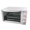 breakroom appliances: Coffee Pro Toaster Oven with Multi-Use Pan