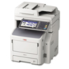 printers and multifunction office machines: Oki® MB770 Series Monochrome Multifunction Printer Series