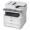 multifunction office machines: Oki® MB472W Mono Laser MFP