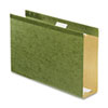 Folders Hanging Folders Interior Folders: Pendaflex® Extra Capacity Reinforced Hanging File Folders with Box Bottom