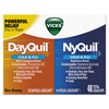 Cough Cold Cough Syrup: Vicks® DayQuil™/NyQuil™ Cold & Flu LiquiCaps Combo Pack