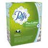 Facial Tissue Flat Box: Puffs® Plus Lotion Facial Tissue