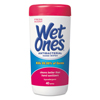 soaps and hand sanitizers: Wet Ones® Antibacterial Moist Towelettes