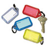 Tags Tickets Tags: Securit® Extra Color-Coded Key Tags
