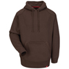 Red Kap Mens Performance Workwear Pull-Over Hoodie UNF RH20BK-RG-L