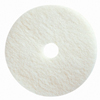 Boss Cleaning Equipment White Polishing Pads BCE B200586