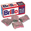 Brillo Brillo® Steel Wool Soap Pad PUX W240000