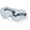 Pyramex Safety Products Clear Anti-Fog Ventless Goggle PYR G200T