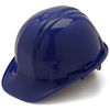 Pyramex Safety Products Cap Style 4-Point Snap Lock Suspension Hard Hat PYR HP14060