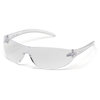 Pyramex Safety Products Alair® Eyewear Clear Lens with Clear Frame PYR S3210S